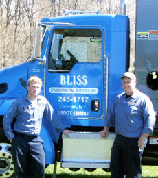 Bliss Environmental Owners